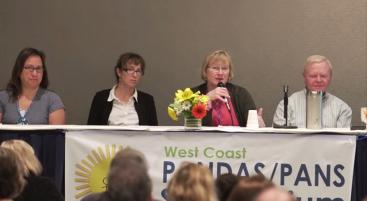 SPEAKER Q AND A – PANS/PANDAS Symposium April 2014