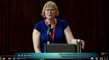 Dr. Susan Swedo – PANDAS Conference held in Italy.