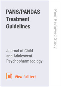 Clinical Management Of Youth With Pediatric Acute Onset Neuropsychiatric Syndrome Pans